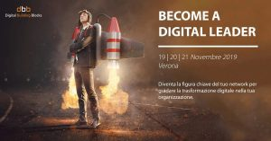 Become a digital leader 2019