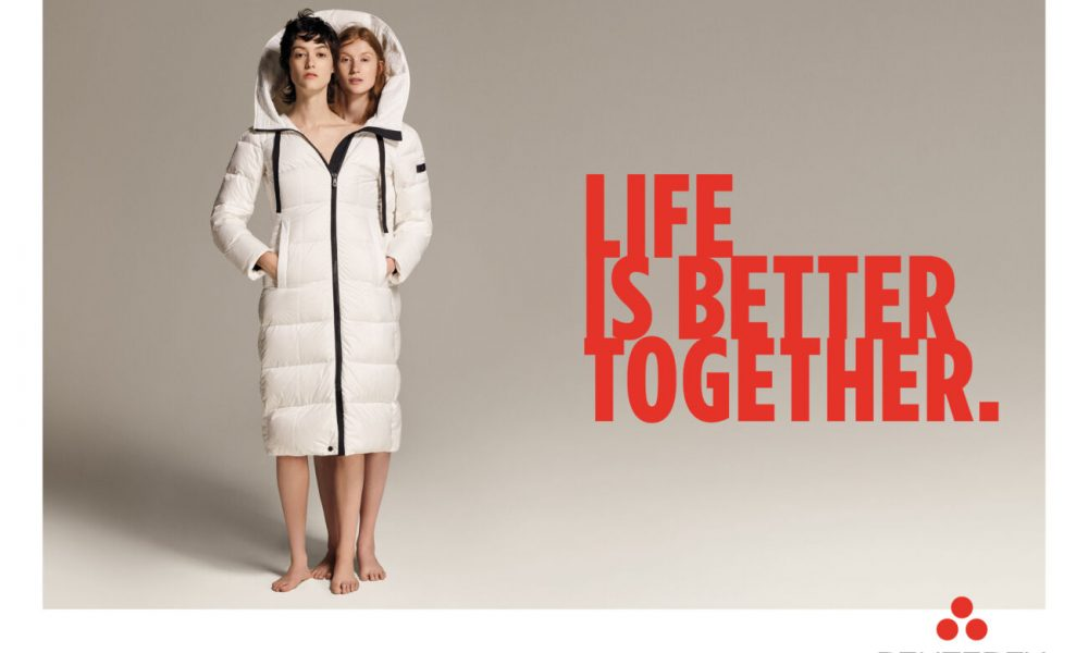 """Campagna di Peuterey """"Life is better together"""""""