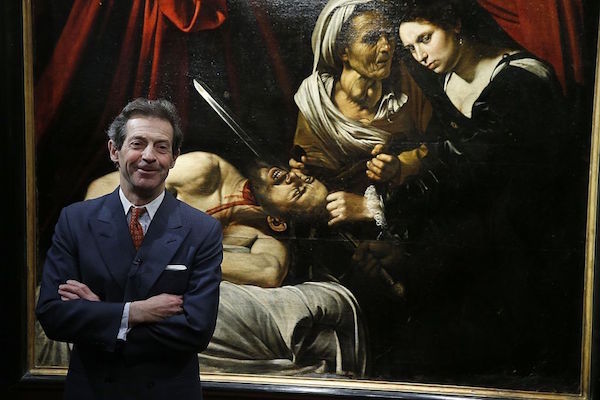 Long Lost Caravaggio Masterpiece Put At The Auction For €100-150 Mn