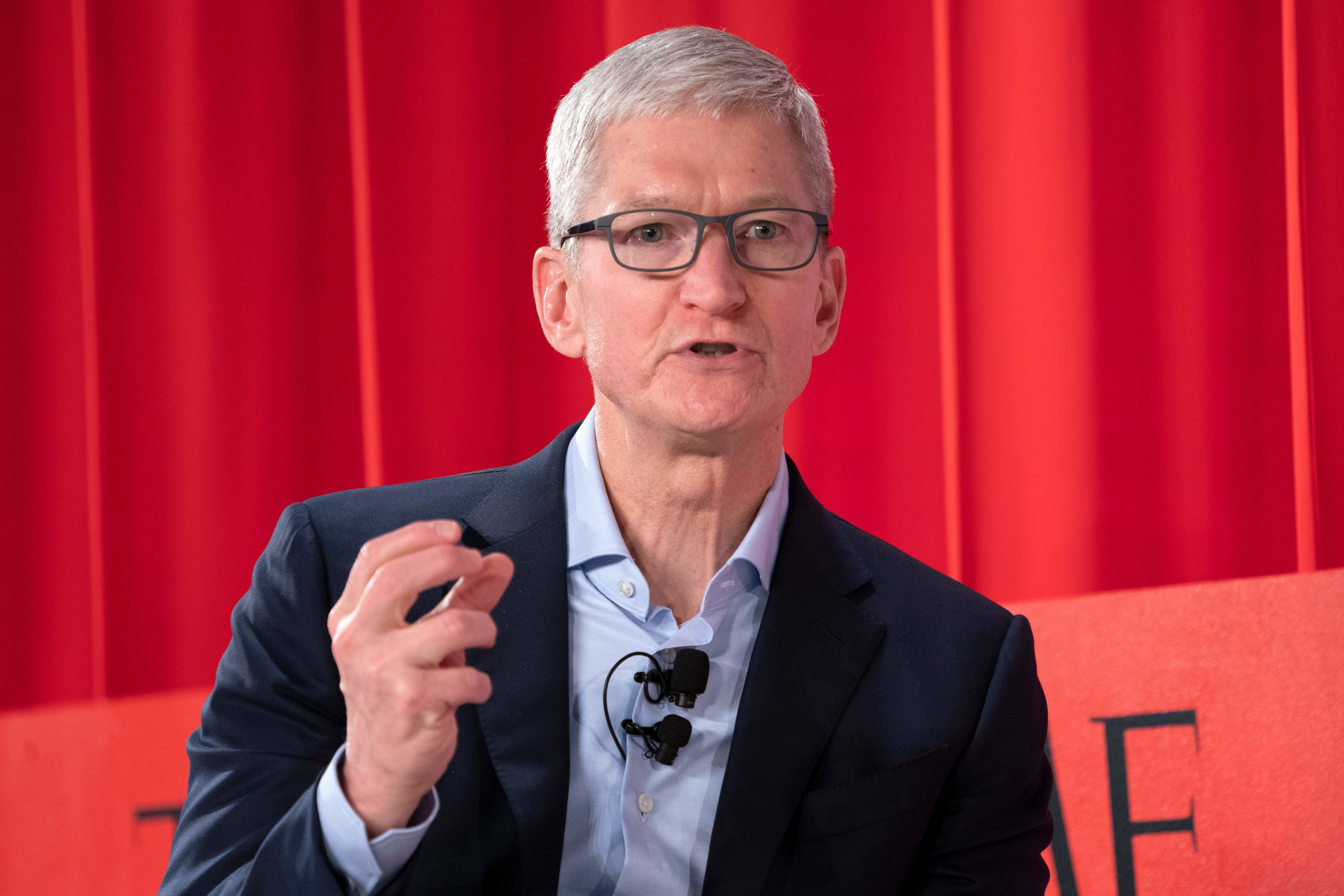 Apple earnings show company moving beyond iPhone