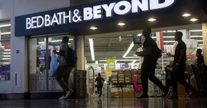 Bed Bath & Beyond's co-founders retire from board, adds 5 new members