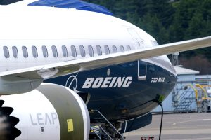 Boeing says it has completed a software update for the 737 Max