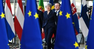 Brexit deadline extended by up to six months