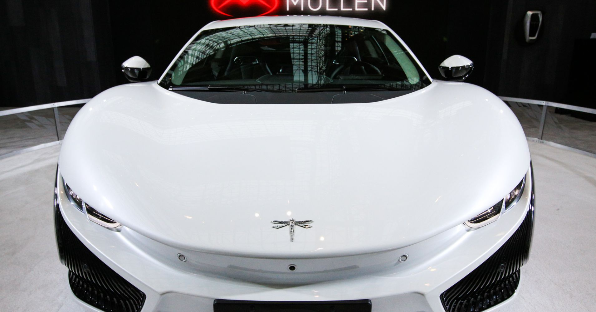 Chinese electric sports car Qiantu K50 by Mullen coming to US next year