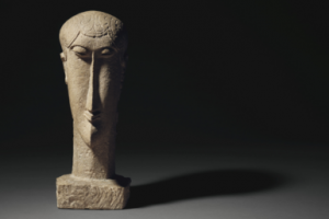 Christie's to Offer Modigliani's 'Tête' Sculpture With Estimate of $30 M. to $40 M. in New York in May -ARTnews