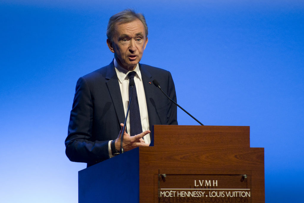Collector Bernard Arnault to Give $226 M. to Notre-Dame Rebuilding Campaign -ARTnews