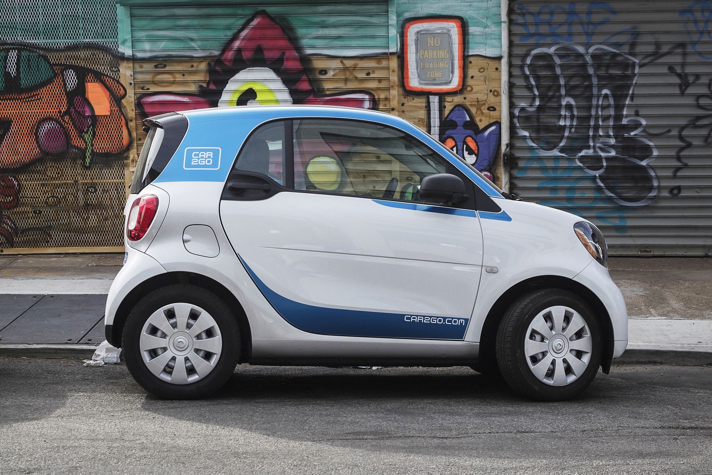Daimler to stop selling its electric Smart cars in US, Canada: report