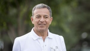 Disney CEO Bob Iger says he will step down in 2021