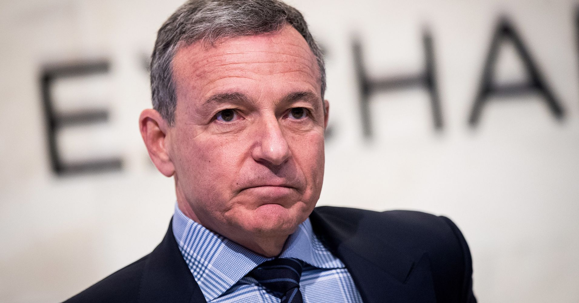 Disney CEO Bob Iger sharply criticizes social media