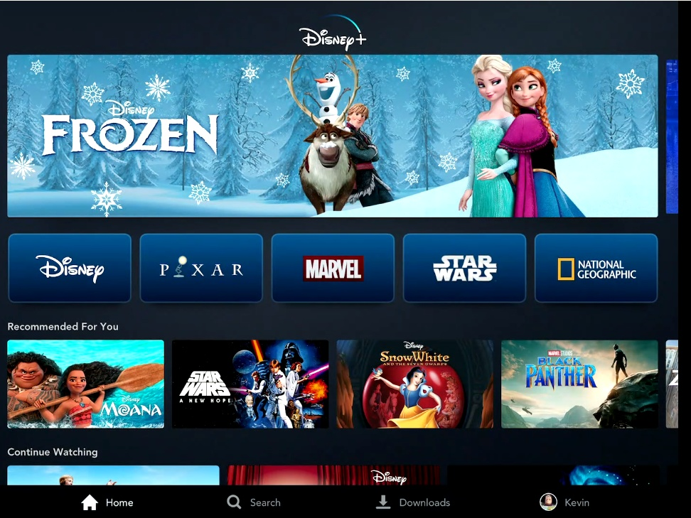 Disney Plus will be available starting November 12 for $6.99 a month