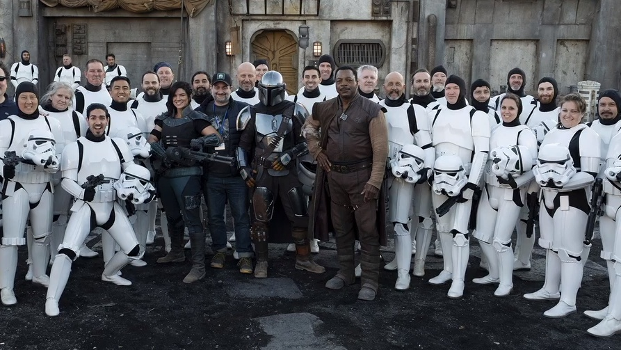 Everything we know about 'The Mandalorian' Star Wars show on Disney+