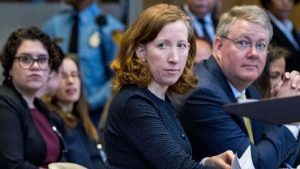 Facebook hires top State Department lawyer as general counsel