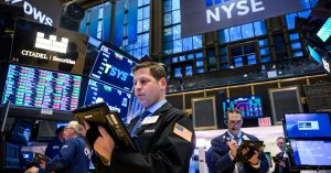 GDP data and corporate earnings in focus on Wall Street