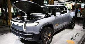 GM wanted too much from EV start-up Rivian, opening door for Ford