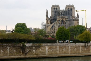 Gagosian Gallery to Stage Notre-Dame Benefit Exhibition -ARTnews