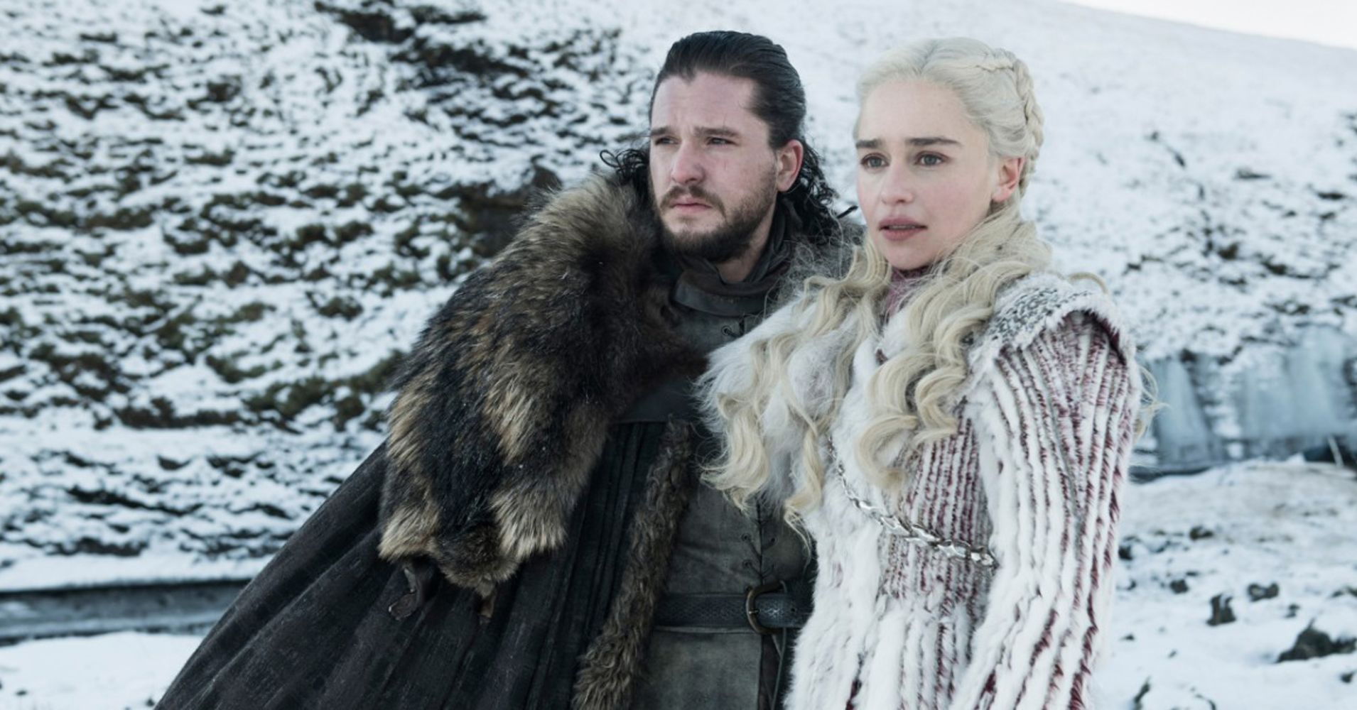 """An image from """"Game of Thrones"""" season 8"""