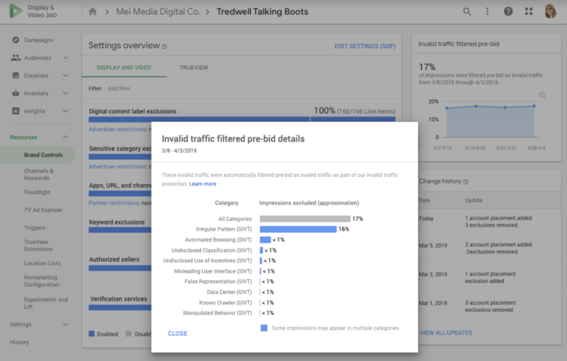 Google Display & Video 360 to default to ads.txt inventory, support app-ads.txt