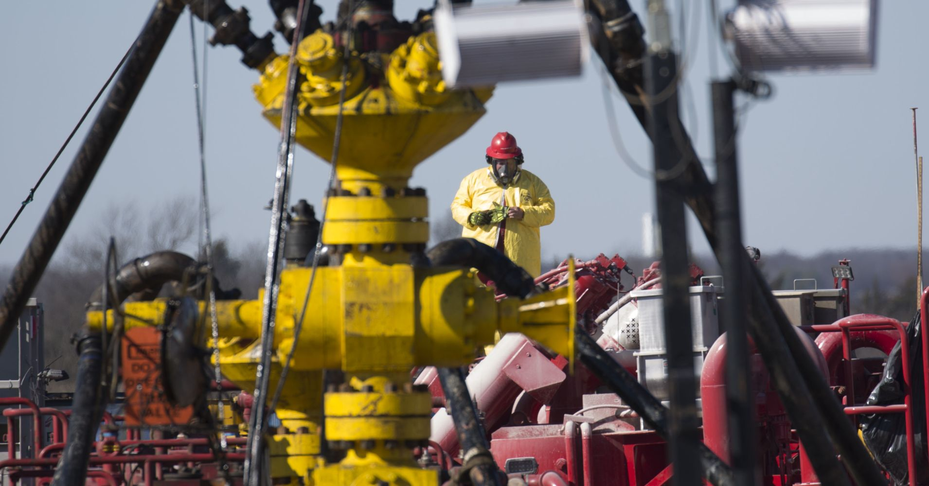 Halliburton says pricing is bottoming out as US activity rises