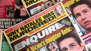 Hudson News chief James Cohen to buy National Enquirer