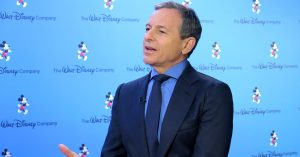 Iger says Disney's brand gives new streaming service an edge over Netflix