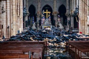 In Open Letter, Experts Urge Emmanuel Macron Not to Rush Notre-Dame Restoration -ARTnews