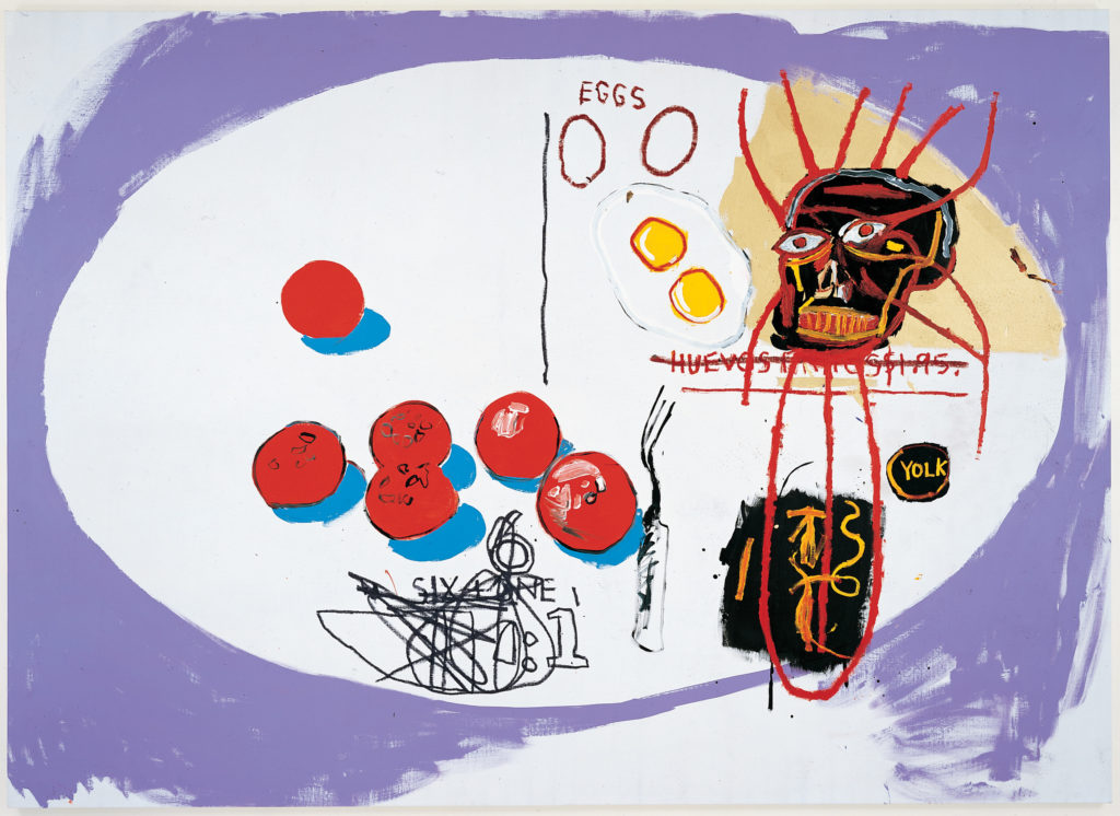 Jack Shainman Gallery to Host Show of Collaborative Works by Andy Warhol and Jean-Michel Basquiat in June -ARTnews
