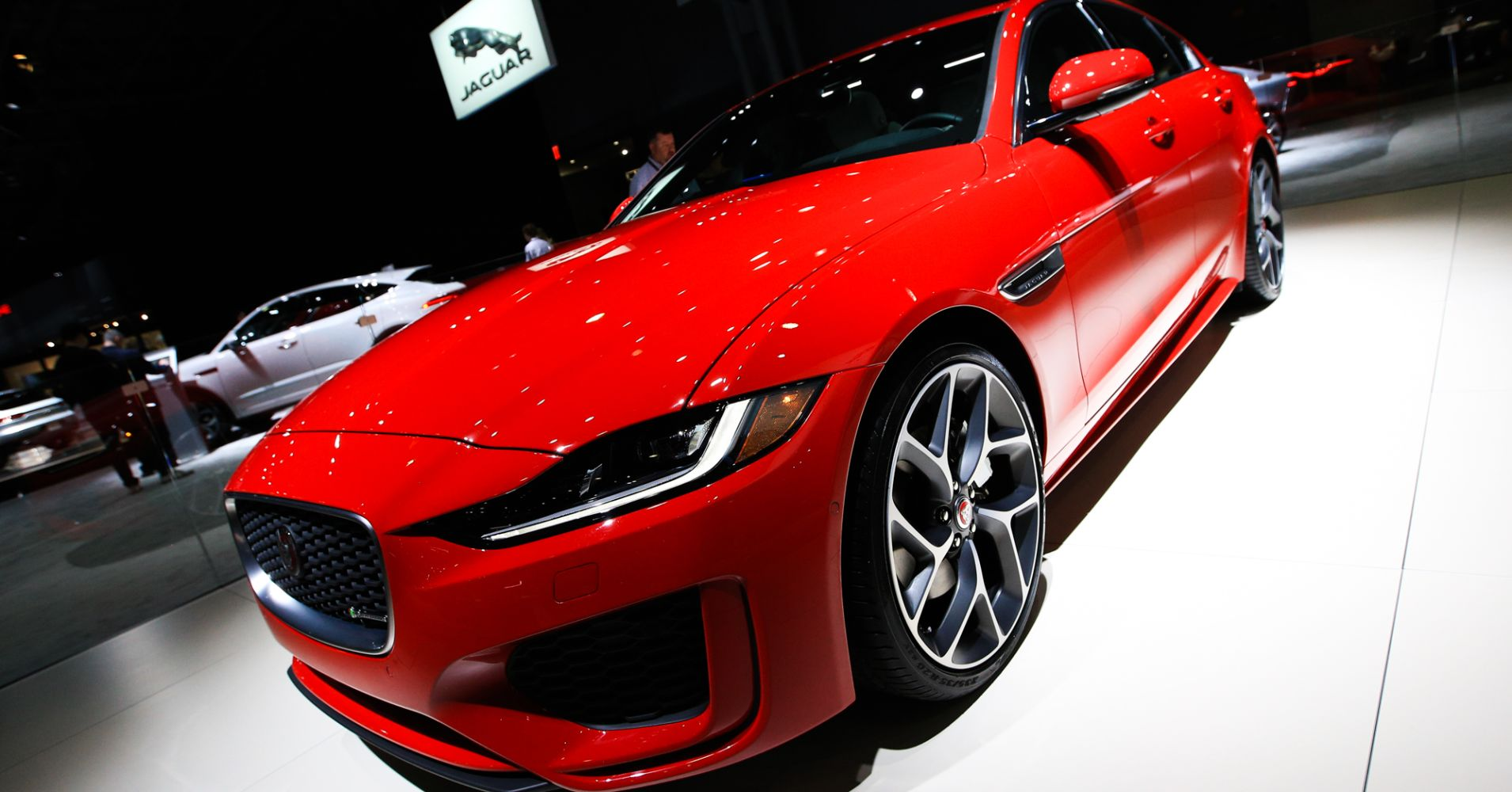 2020 Jaguar XE Sport Sedan