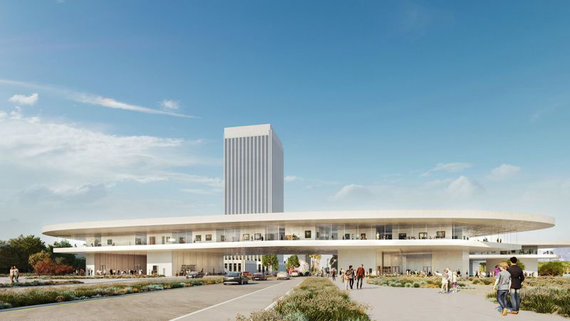 L.A. County Supervisors Vote in Favor of LACMA's Proposed New Building -ARTnews