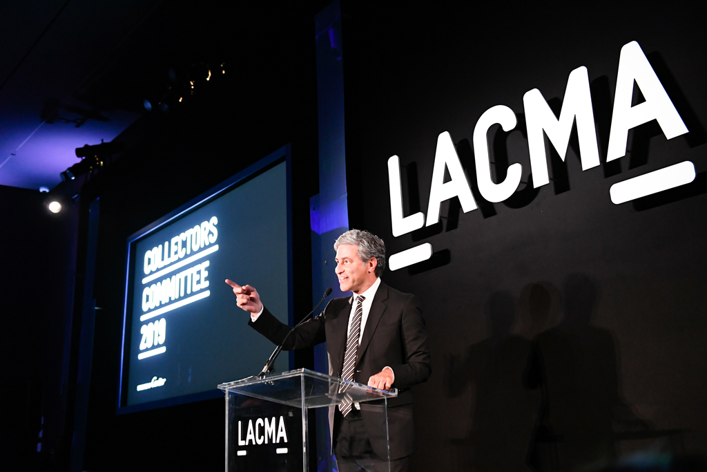 LACMA's High-Stakes Collectors Committee Event Raises $2.4 M., Acquires Eight Works -ARTnews