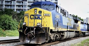 Look to CSX earnings for your next stock play