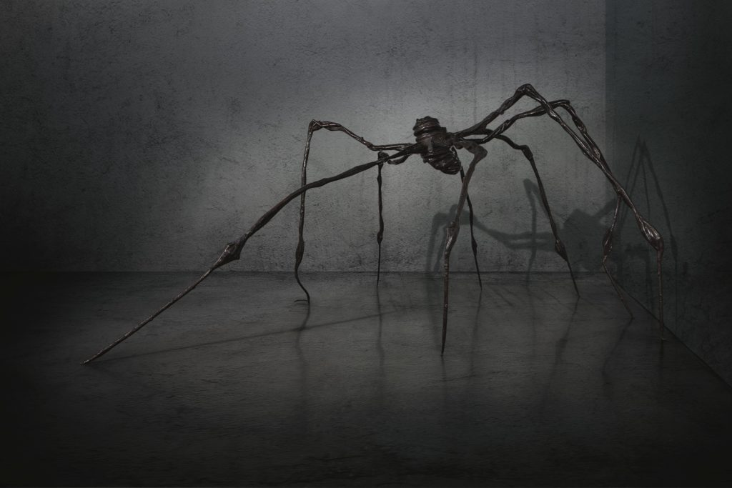 Louise Bourgeois 'Spider' Work, Estimated at $25 M. to $35 M., Could Place Among Most Expensive Works by Women Artists Ever Sold -ARTnews