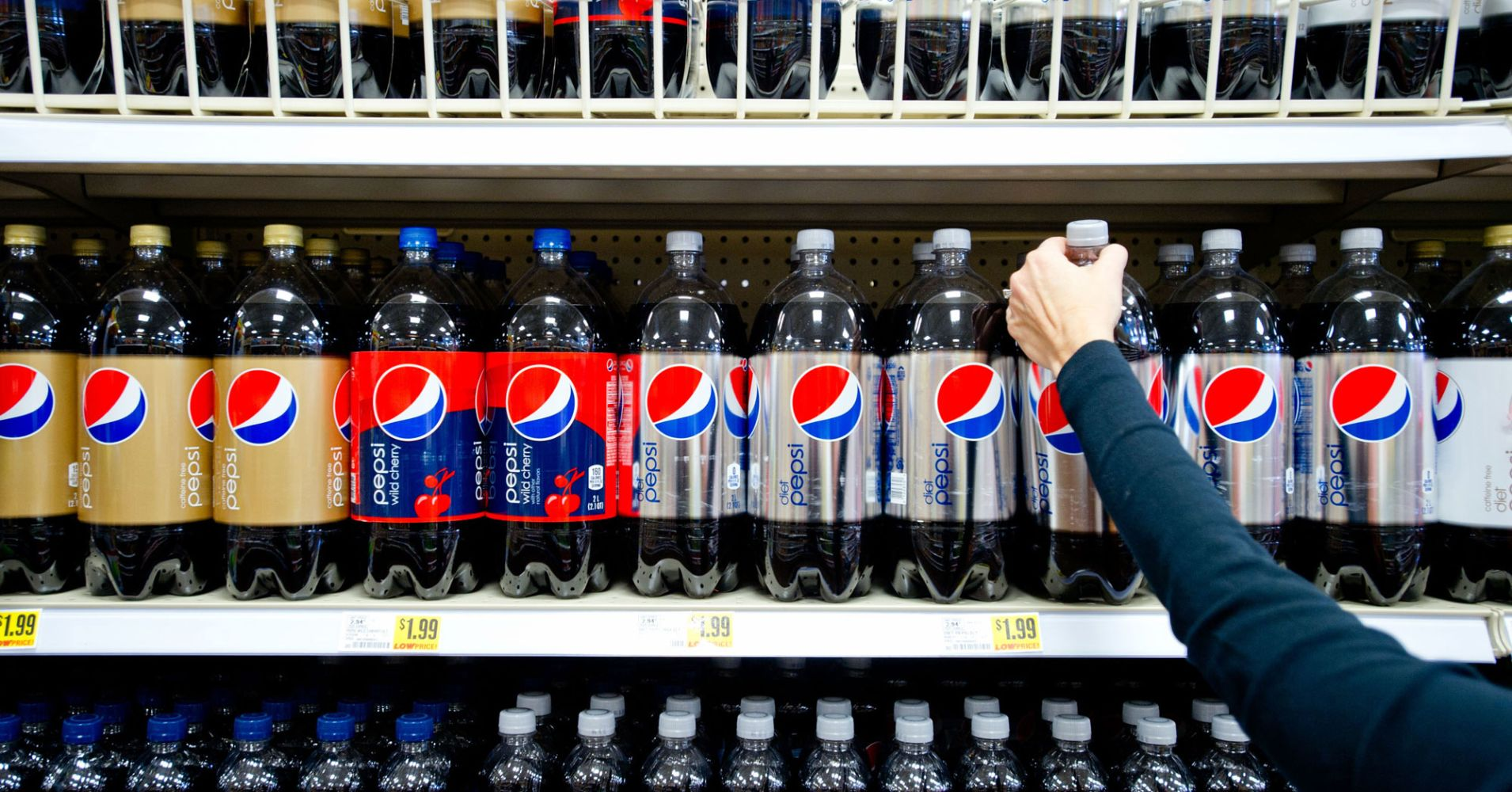 PepsiCo beats on earnings, revenue