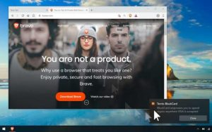 Privacy-centric browser Brave launches its twist on display ads