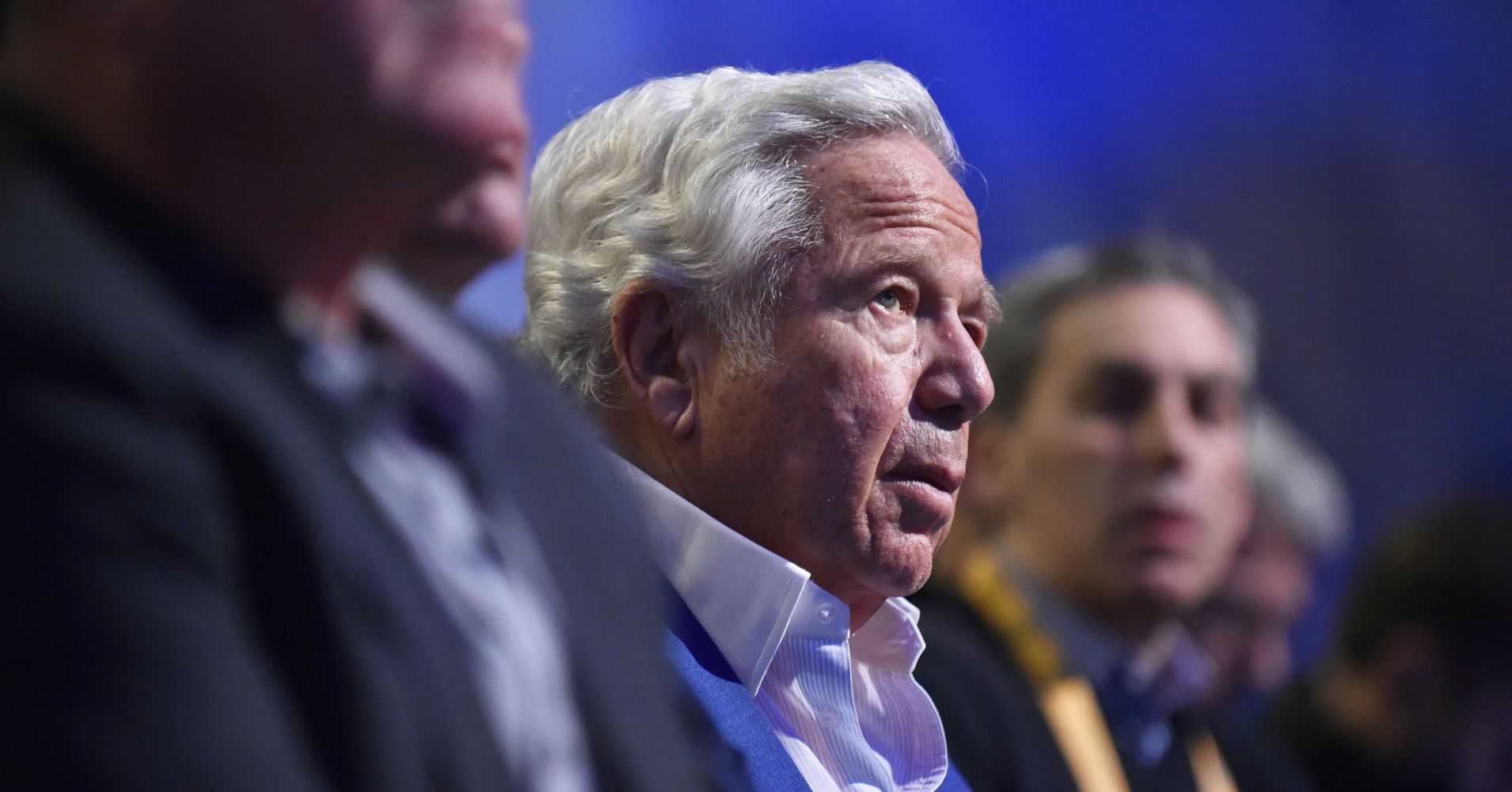 Robert Kraft's lawyer argues against release of prostitution video