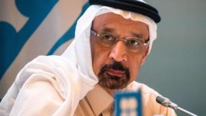 Saudi plans to keep oil output within levels of OPEC cuts: Falih