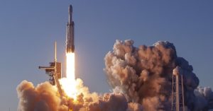 SpaceX revenue 'inflection point' for Falcon Heavy second flight: Banker