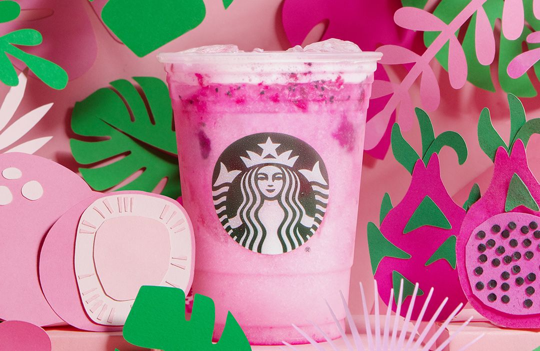Starbucks rolls out its summer menu as cold drinks drive sales growth
