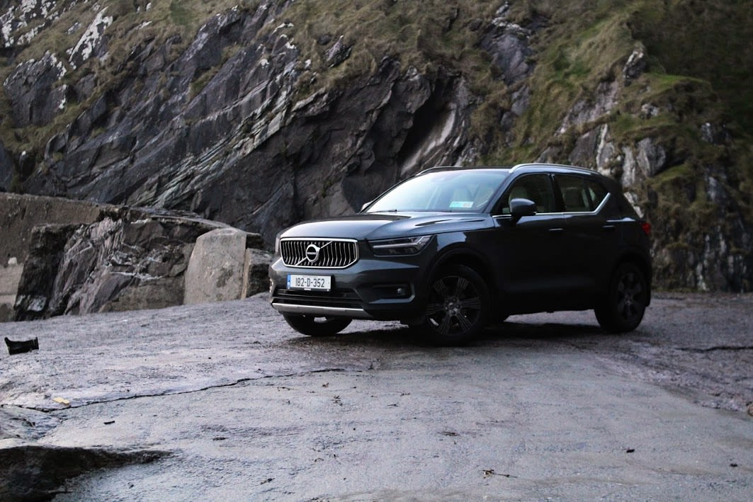 The Volvo XC40 is the perfect entry-level luxury car