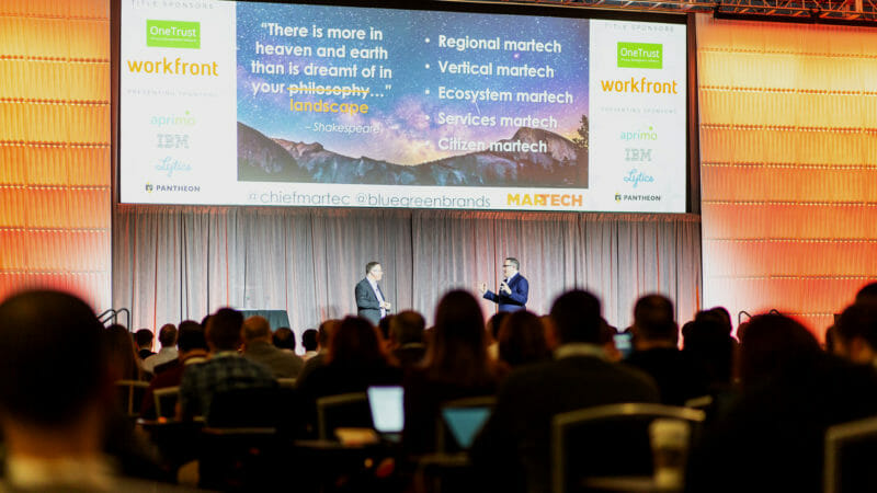 The martech stack fallacy: It's not about technology