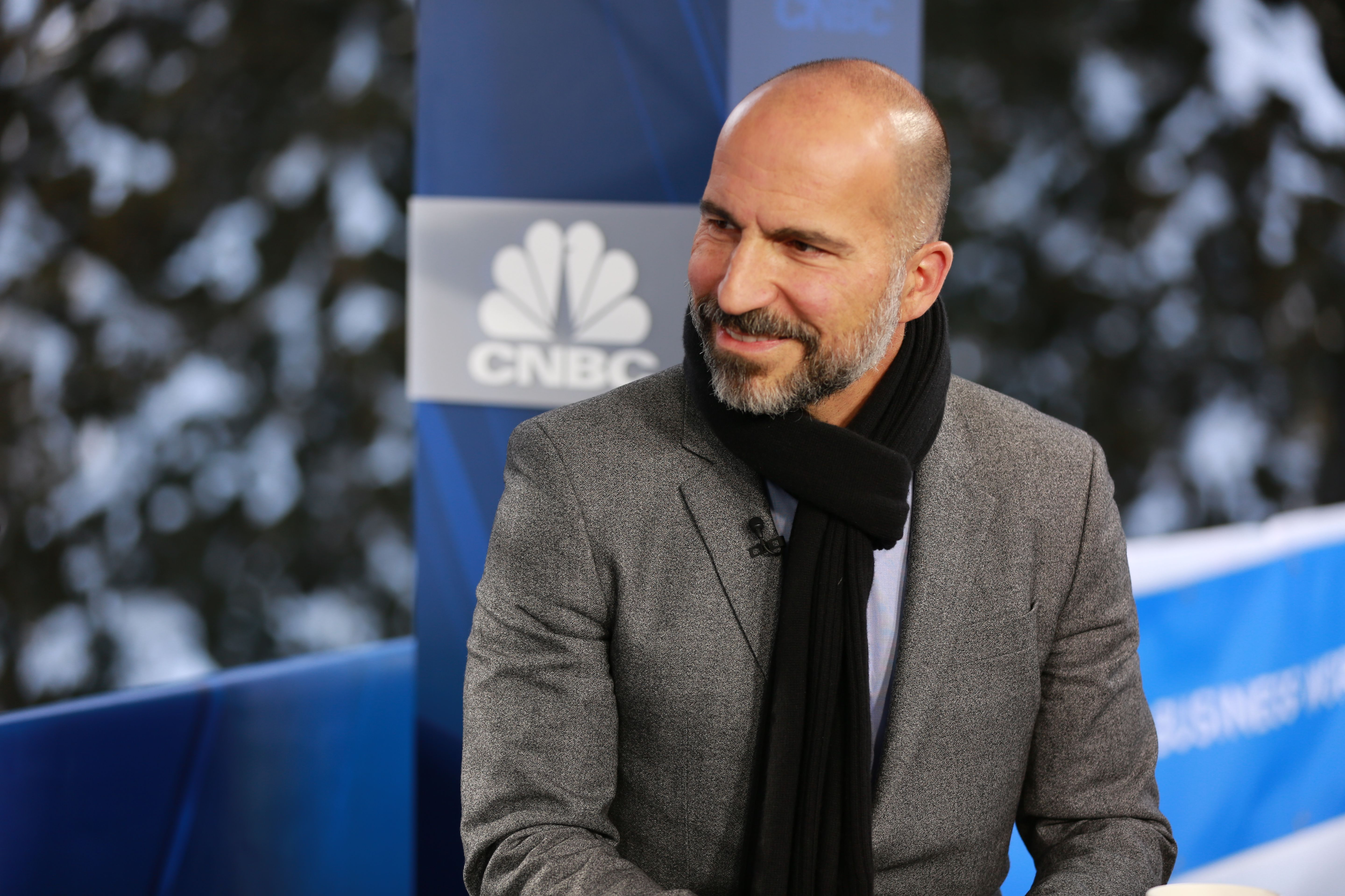 Uber is pitching itself as the next Amazon as it loses billions