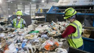 Waste Management set to buy Advanced Disposal for $2.9 billion: WSJ