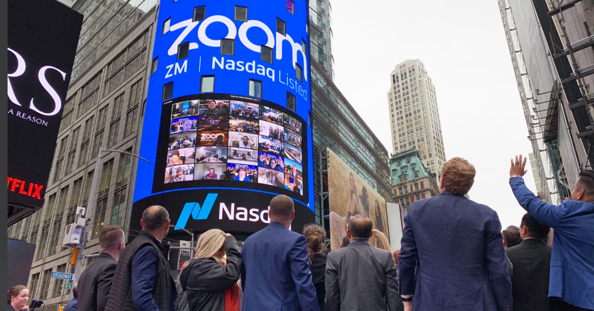 Zoom is worth more than Pinterest after their IPOs