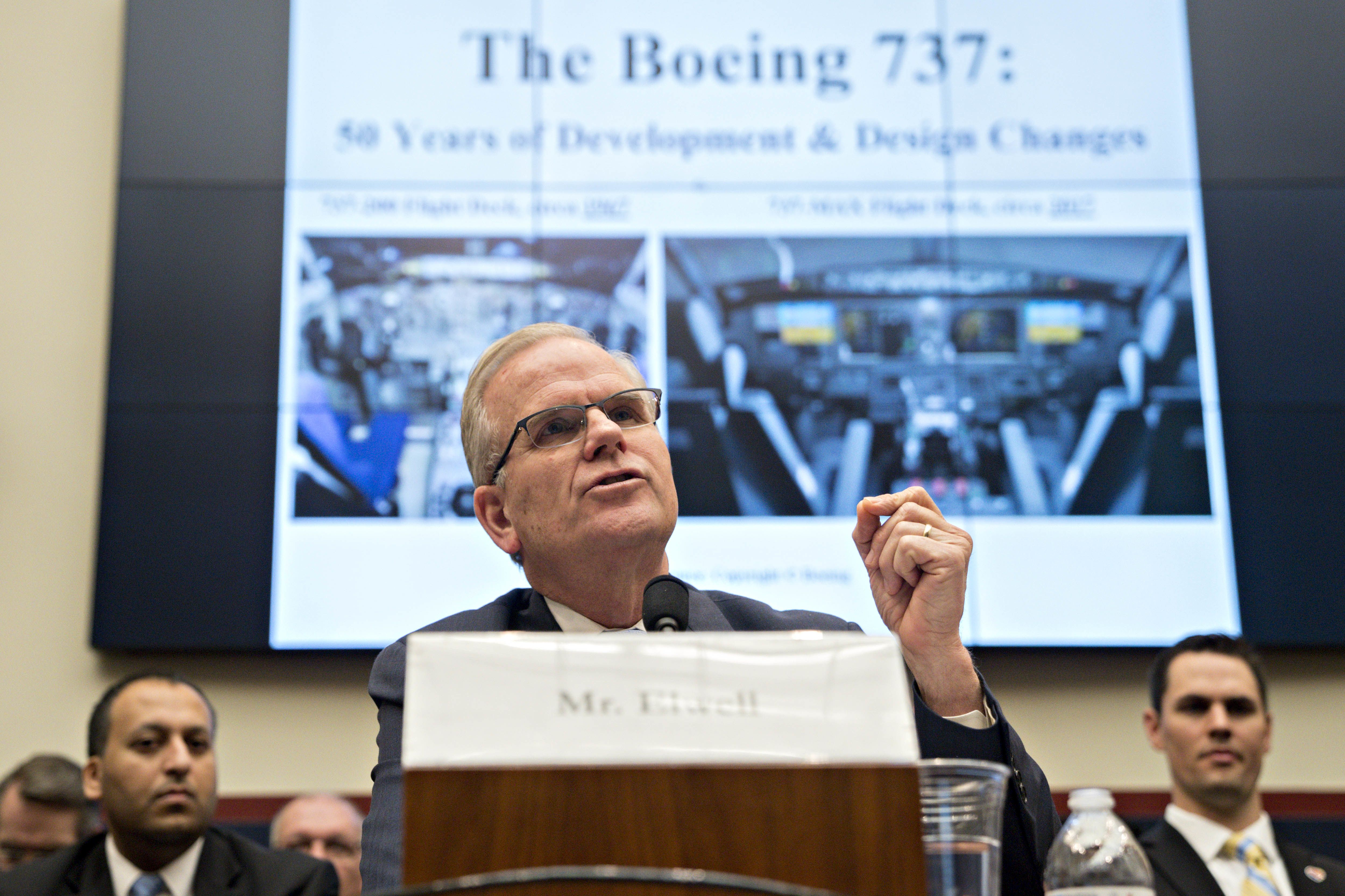 Airlines don't need to make changes to 737 Max plans
