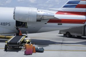 American Airlines slashes fees on sports and music gear (but not antlers)