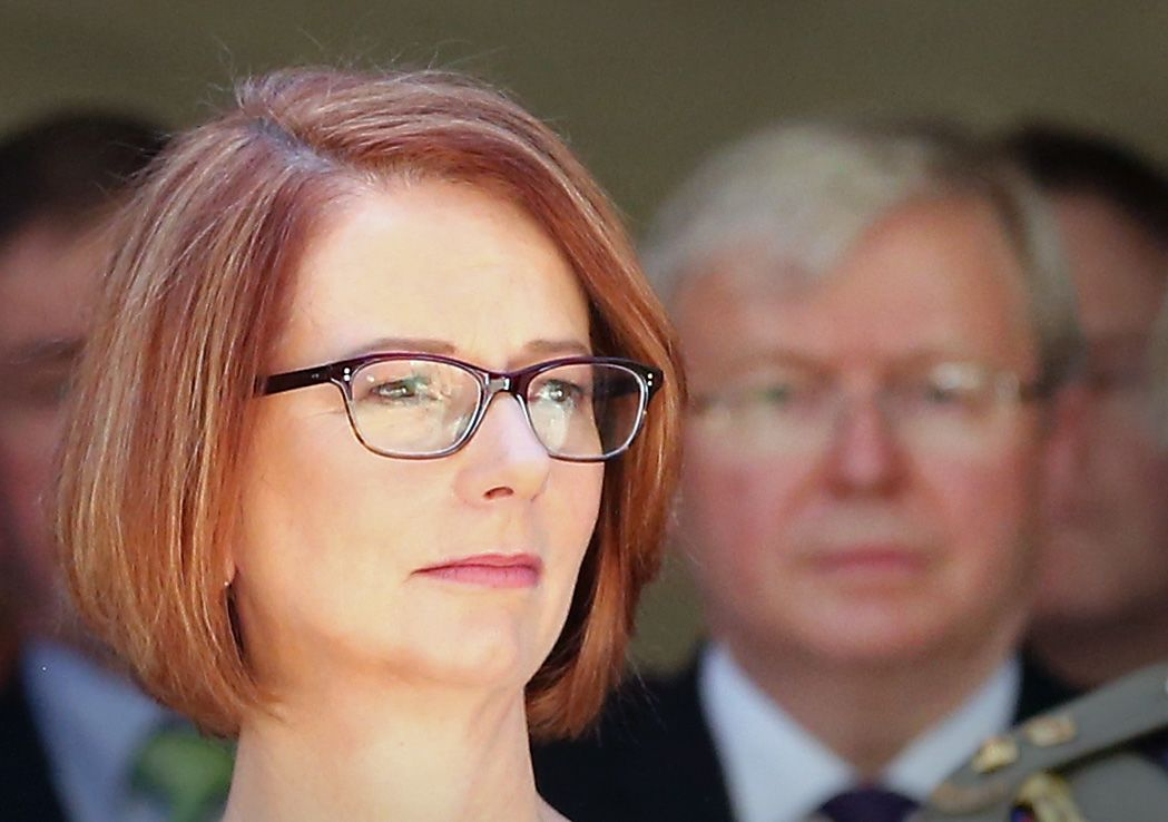 Australia won't take sides in US-China trade war: ex-PM Julia Gillard