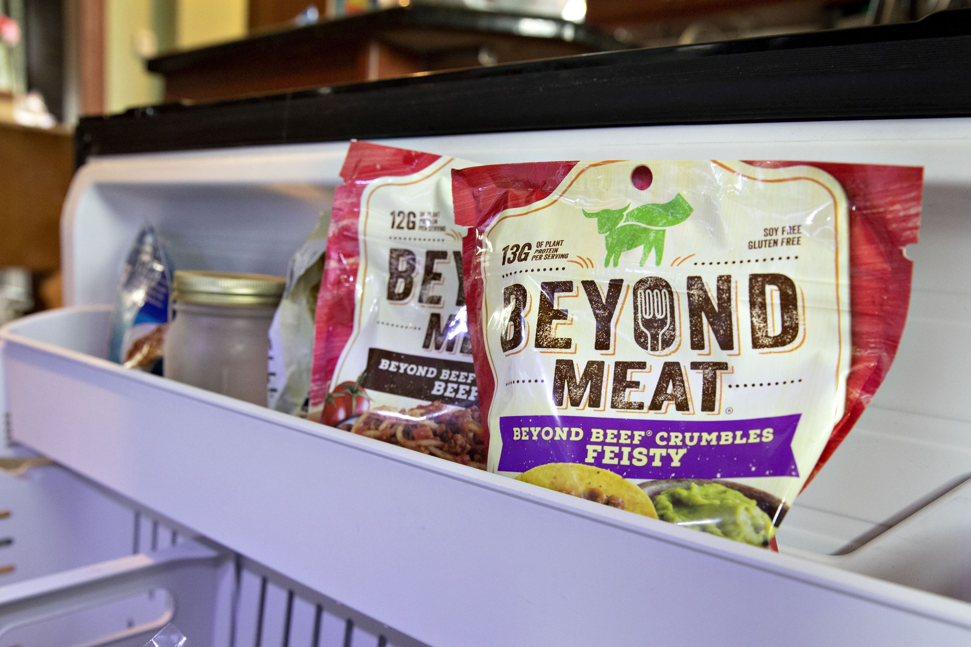Beyond Meat hype is 'beyond stupid'
