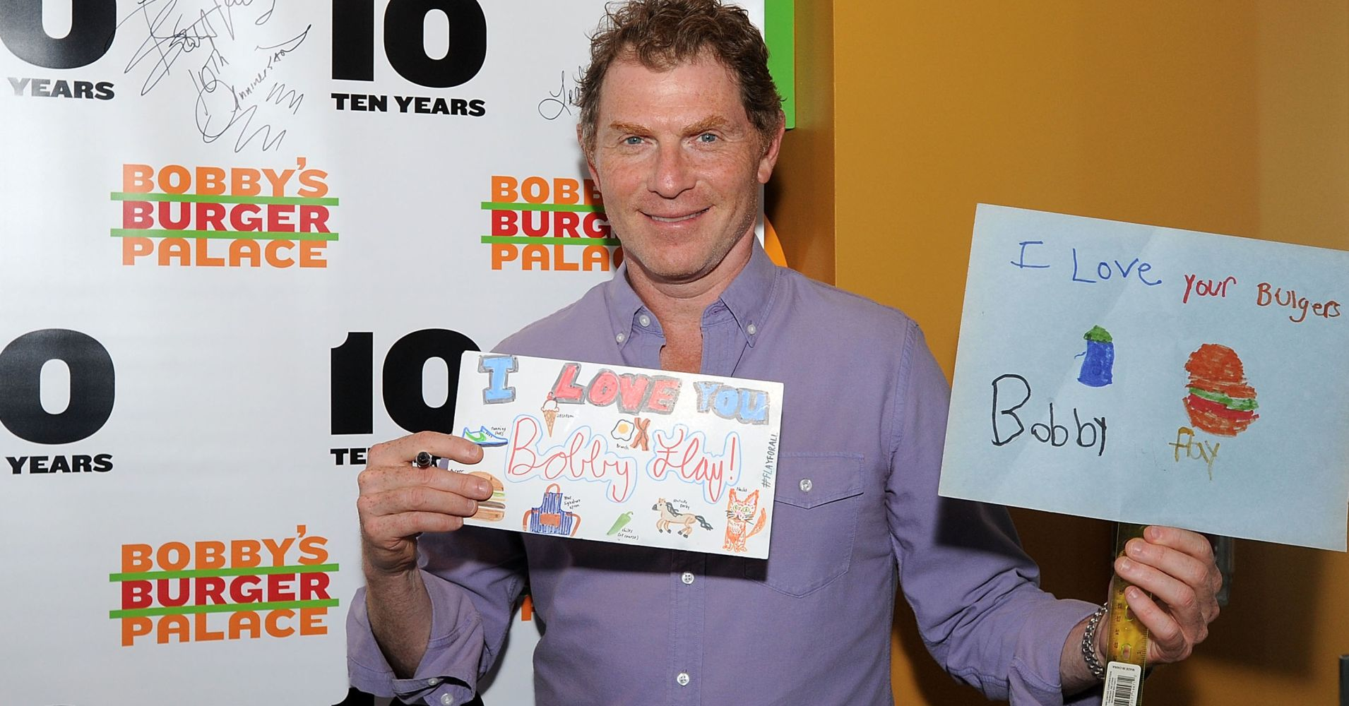 Celebrity chef Bobby Flay's No. 1 tip for opening your own restaurant