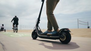 Electric skateboard company Boosted launches electric scooter