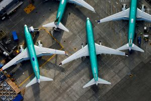 FAA expects Boeing to submit software fix for 737 Max in next week