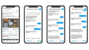 Facebook Messenger to get new lead gen templates, appointment booking